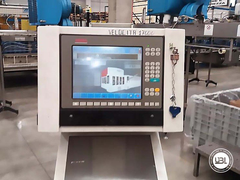 Used Complete PET Line for Water 20200 bph - 10