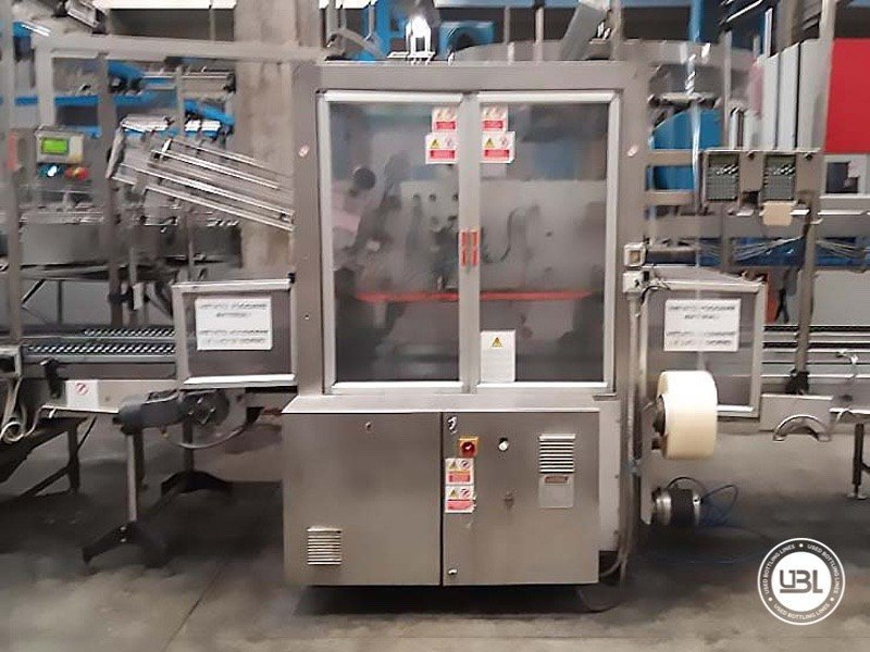 Used Complete PET Line for Water 20200 bph - 14