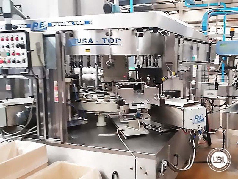 Used Complete PET Line for Water 20200 bph - 3