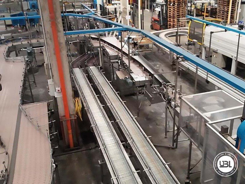 Used Complete PET Line for Water 20200 bph - 8