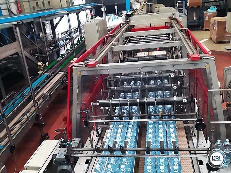 Used Isobaric Complete PET Line for Water 32000 bph - 10