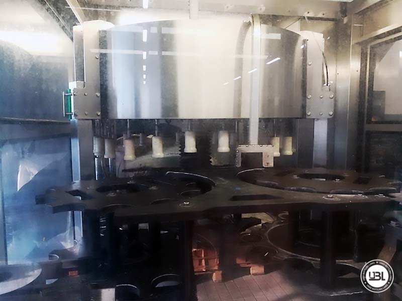 Used Isobaric Complete PET Line for Water 32000 bph - 3