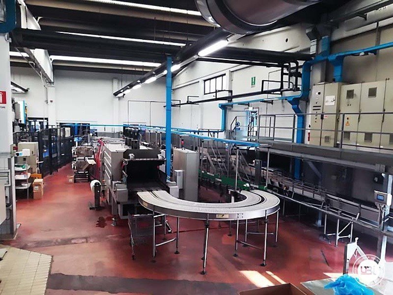 Used Isobaric Complete PET Line for Water 32000 bph - 6