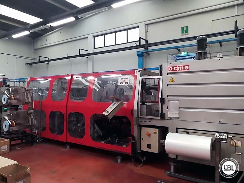 Used Isobaric Complete PET Line for Water 32000 bph - 7