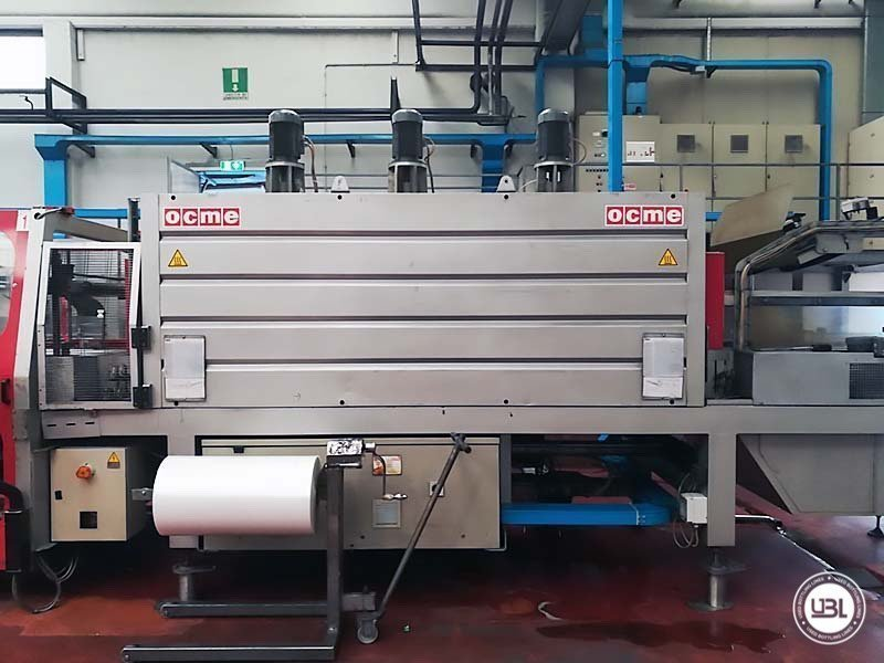 Used Isobaric Complete PET Line for Water 32000 bph - 8