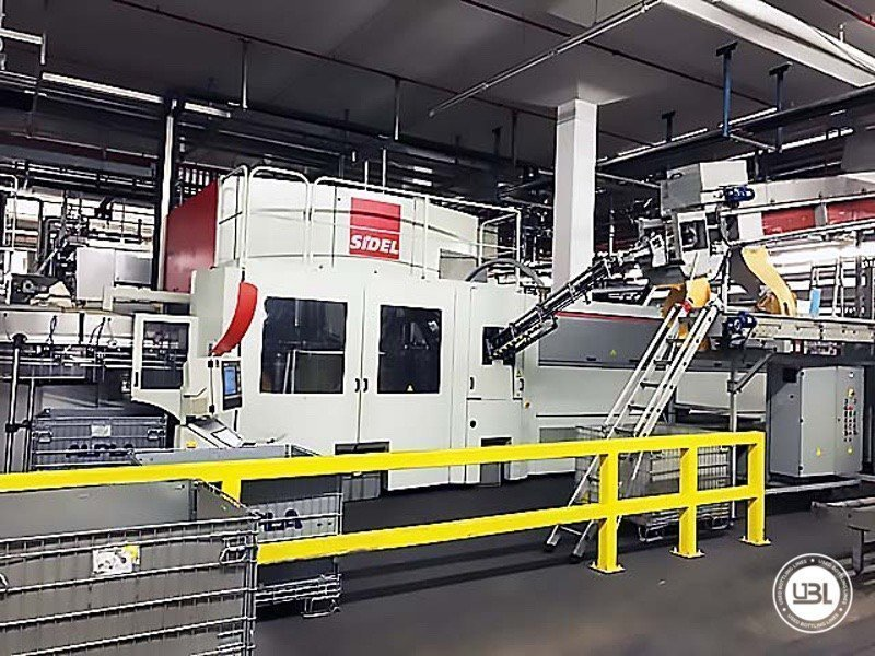 Used Isobaric Complete PET Line for Soft Drinks 26000 bph - 1