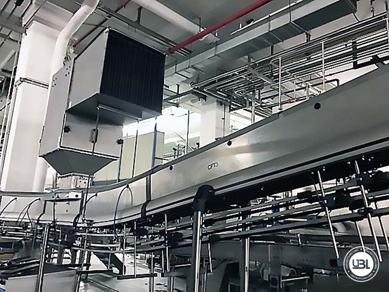 Used Isobaric Complete PET Line for Soft Drinks 26000 bph - 2