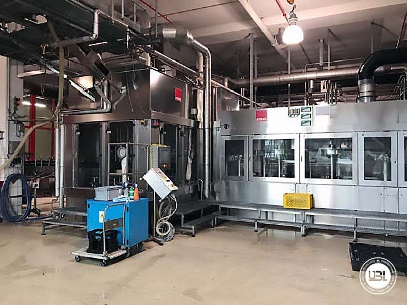 Used Isobaric Complete PET Line for Soft Drinks 26000 bph - 5
