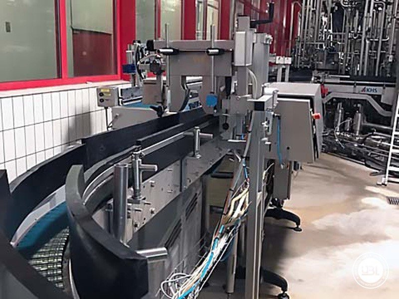 Used Isobaric Complete PET Line for Soft Drinks 26000 bph - 7