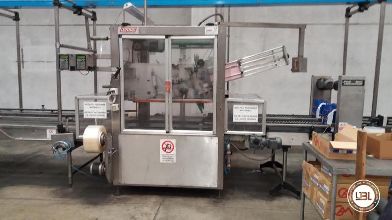 Used Complete PET Line for Water 19200 bph - 6