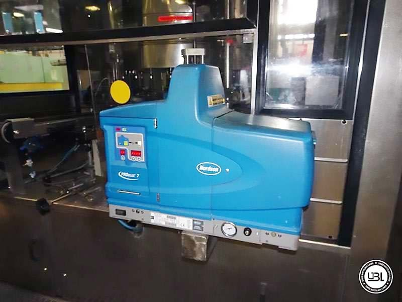 Used Complete PET Line for Water 29000 bph - 10