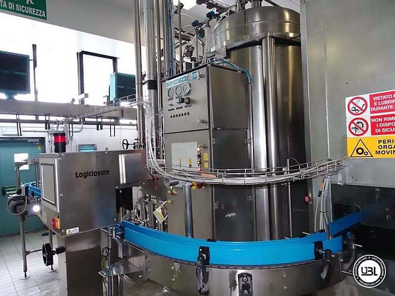 Used Complete PET Line for Water 29000 bph - 7
