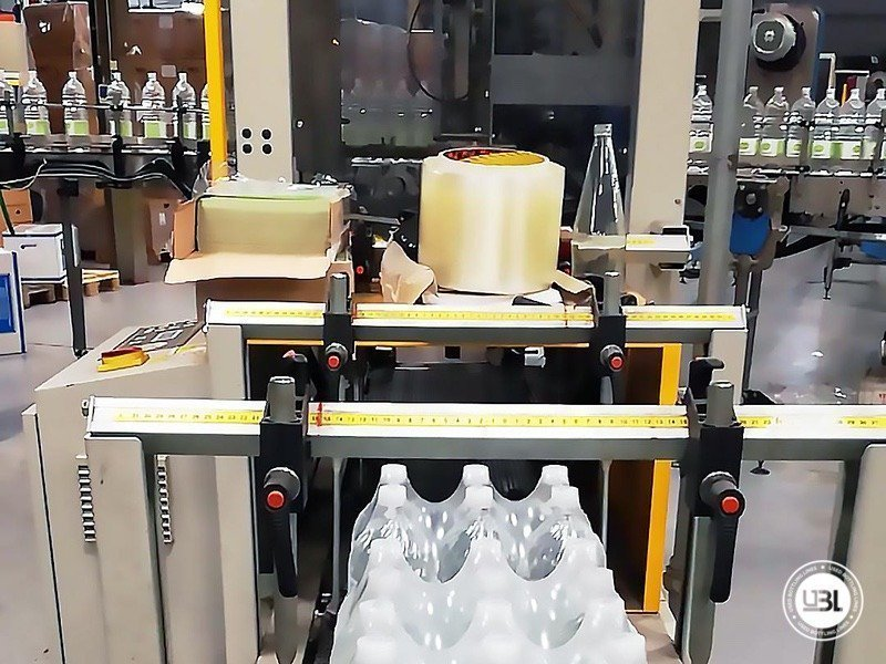 Used Isobaric Complete PET Line for Water 13000 bph - 12