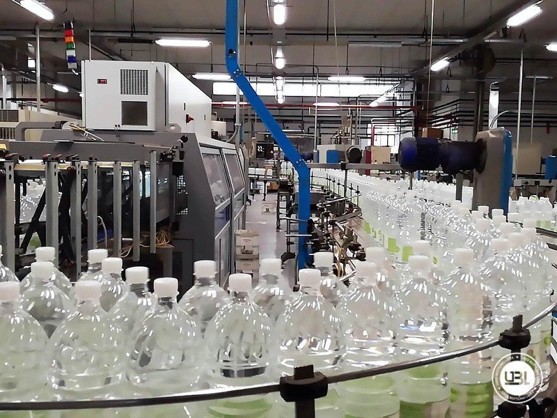 Used Isobaric Complete PET Line for Water 13000 bph - 8