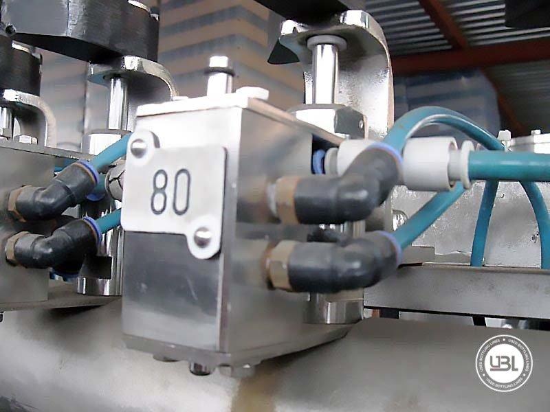 Used Isobaric Filling Machine Berchi ISOFILL 80 20000 bph - 2