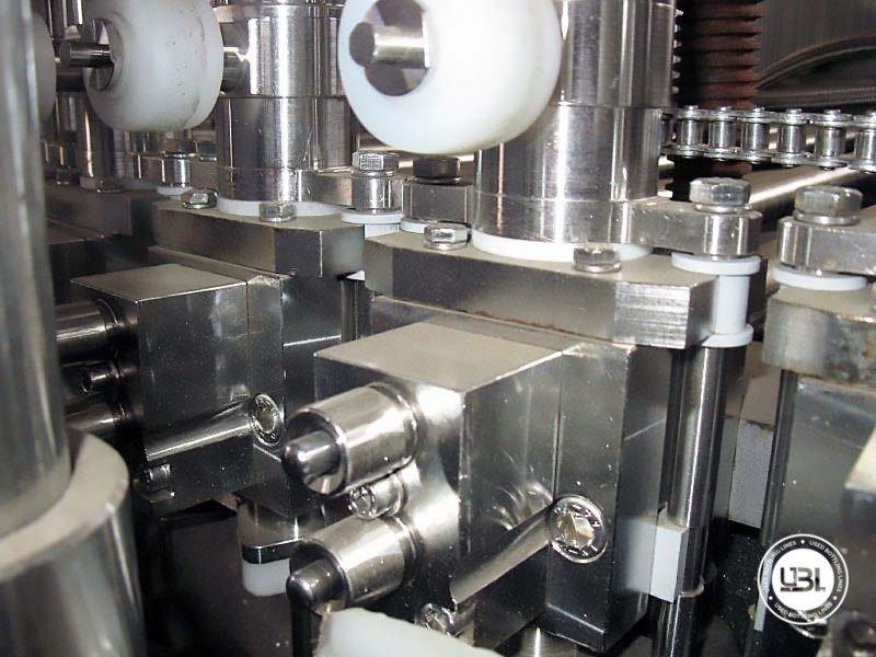 Used Isobaric Filling Machine Berchi ISOFILL 80 20000 bph - 3