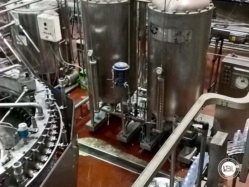 Used Volumetric Filling Machine Cortellazzi Vega 60/80/10 20000 bph - 1