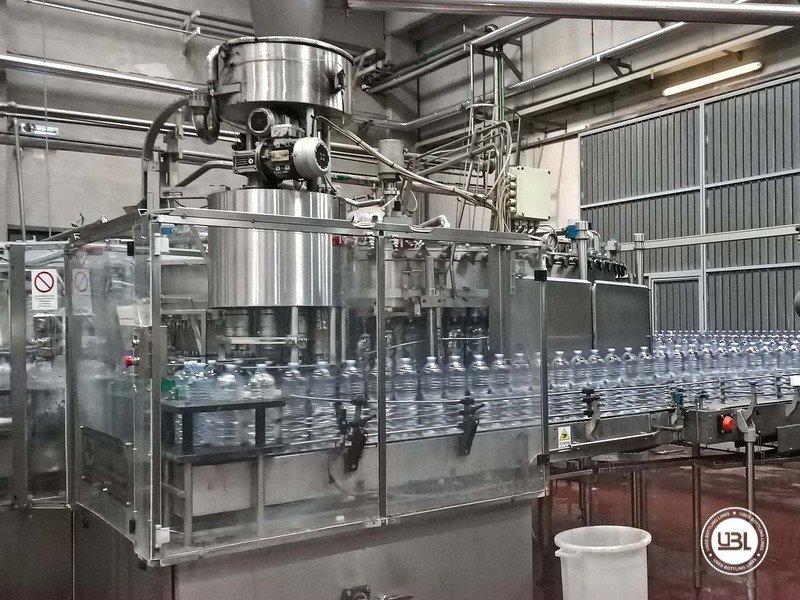 Used Volumetric Filling Machine Cortellazzi Vega 60/80/10 20000 bph - 3