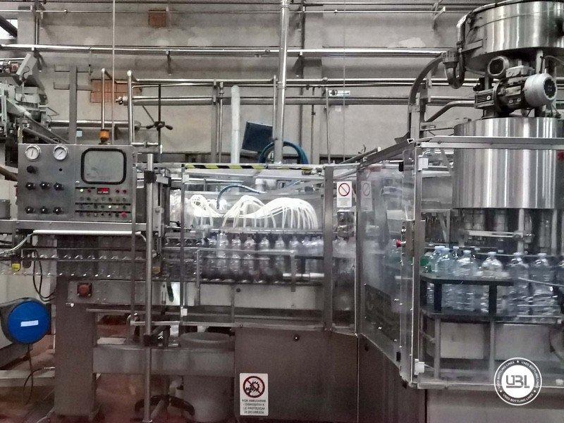 Used Volumetric Filling Machine Cortellazzi Vega 60/80/10 20000 bph - 4