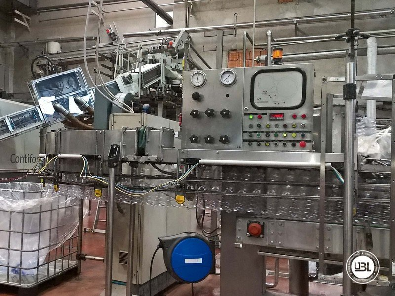 Used Volumetric Filling Machine Cortellazzi Vega 60/80/10 20000 bph - 5