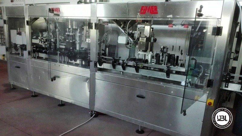 Used Filling Machine Fimer SDRTE 9.1.9.1 S 1200 bph year 2006 - 7
