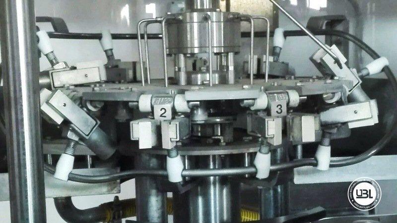 Used Filling Machine Fimer SDRTE 9.1.9.1 S 1200 bph year 2006 - 3
