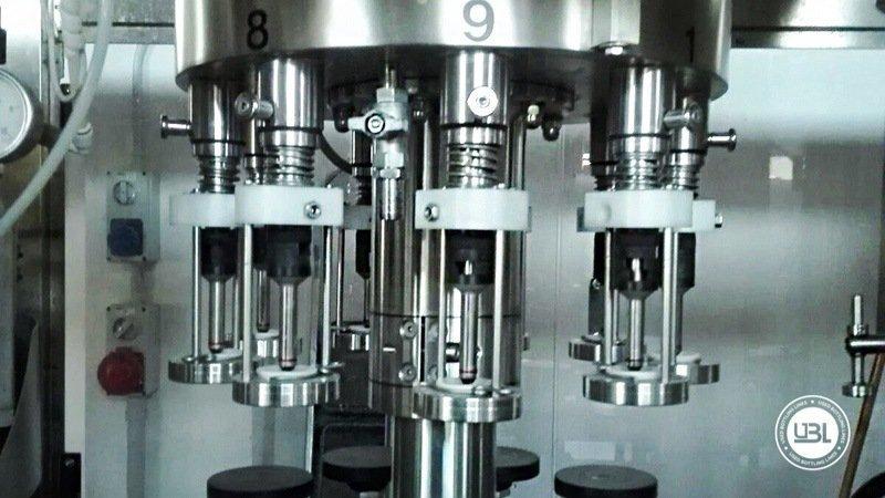 Used Filling Machine Fimer SDRTE 9.1.9.1 S 1200 bph year 2006 - 4