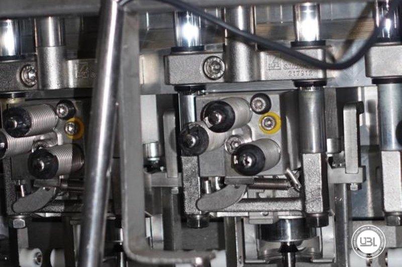Used Isobaric Filling Monoblock Simonazzi Eurostar 2000 – 100 valves 32000 bph - 7