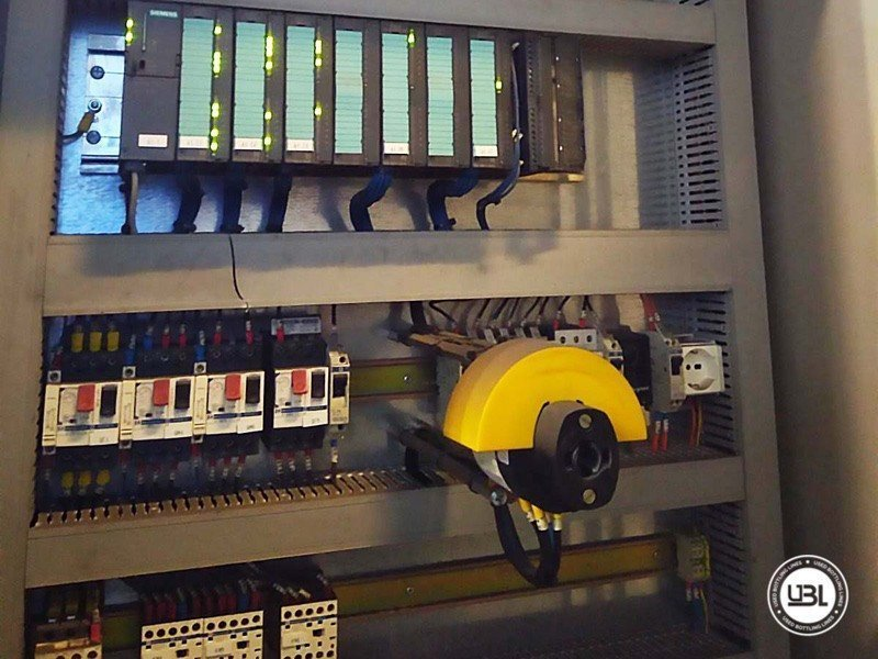 Used Bottle Labeler P.E. Labellers Executive 20T/1170/2S-3E 25000 bph year 2004 - 9