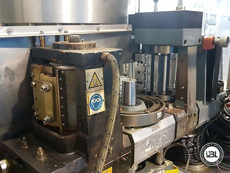 Used Bottle Labeler SIG Alfa 4 F45 36T HH91E1 50000 bph year 2002 - 6