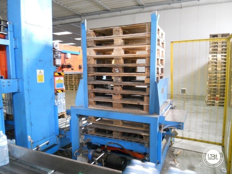 Used Palletizer AVE PAM 60 - 2