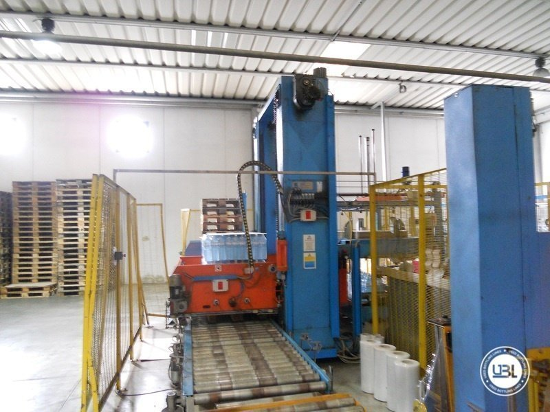 Used Palletizer AVE PAM 60 - 3