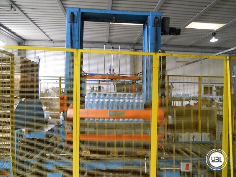 Used Palletizer AVE PAM 60 - 4