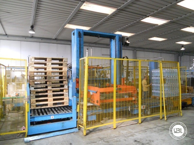 Used Palletizer AVE PAM 60 - 5