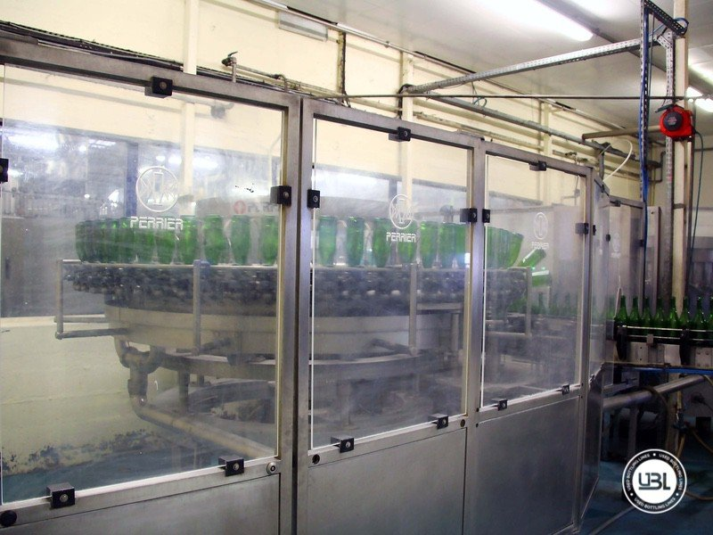 Used rinsing machine Perrier MFL 63/14 - 1