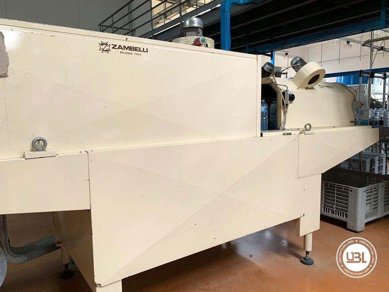 Used Shrink Wrapper Zambelli LFT 50 - 5