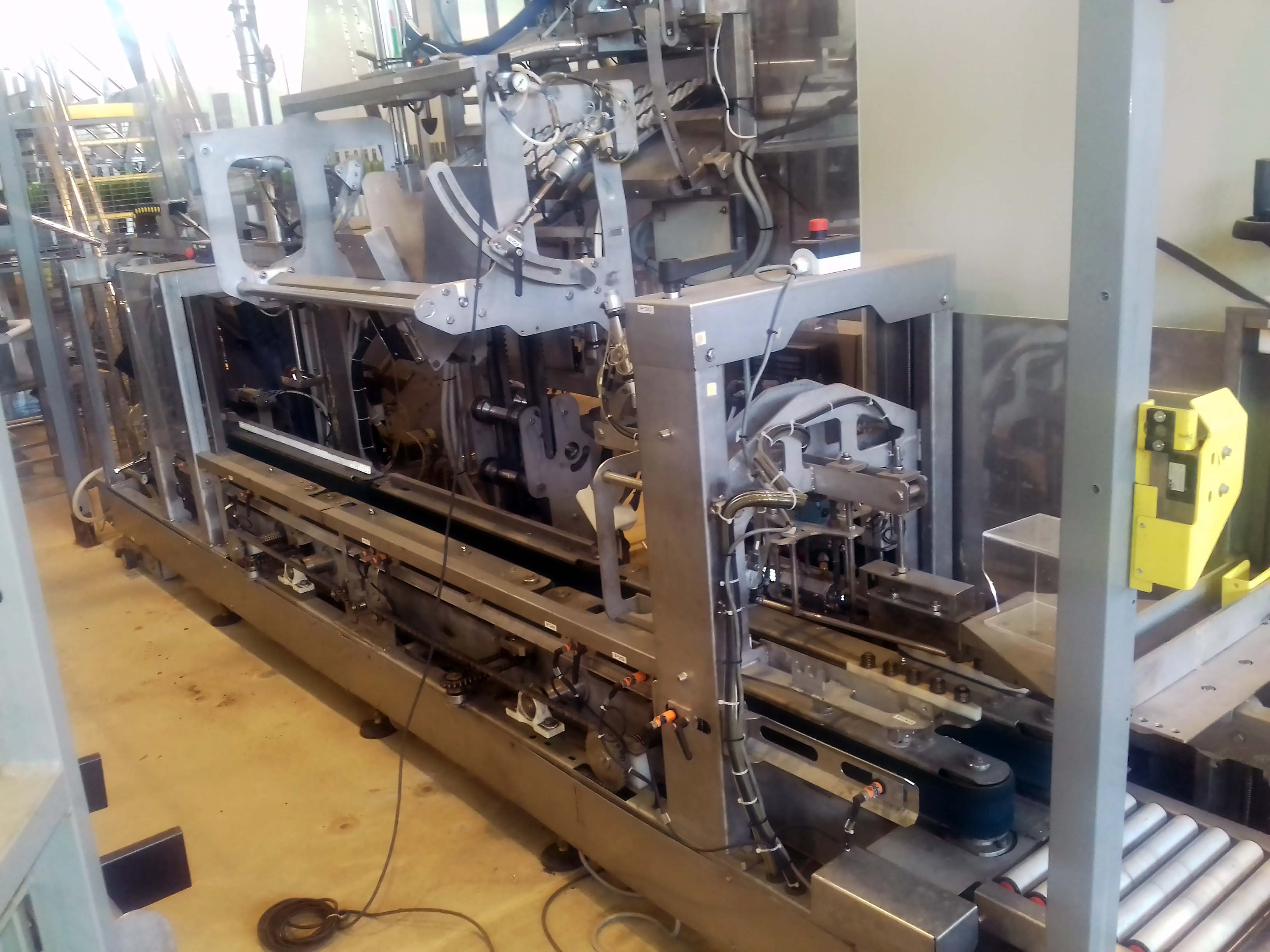 Used Filling Machine Technibag Linea Pack - 0
