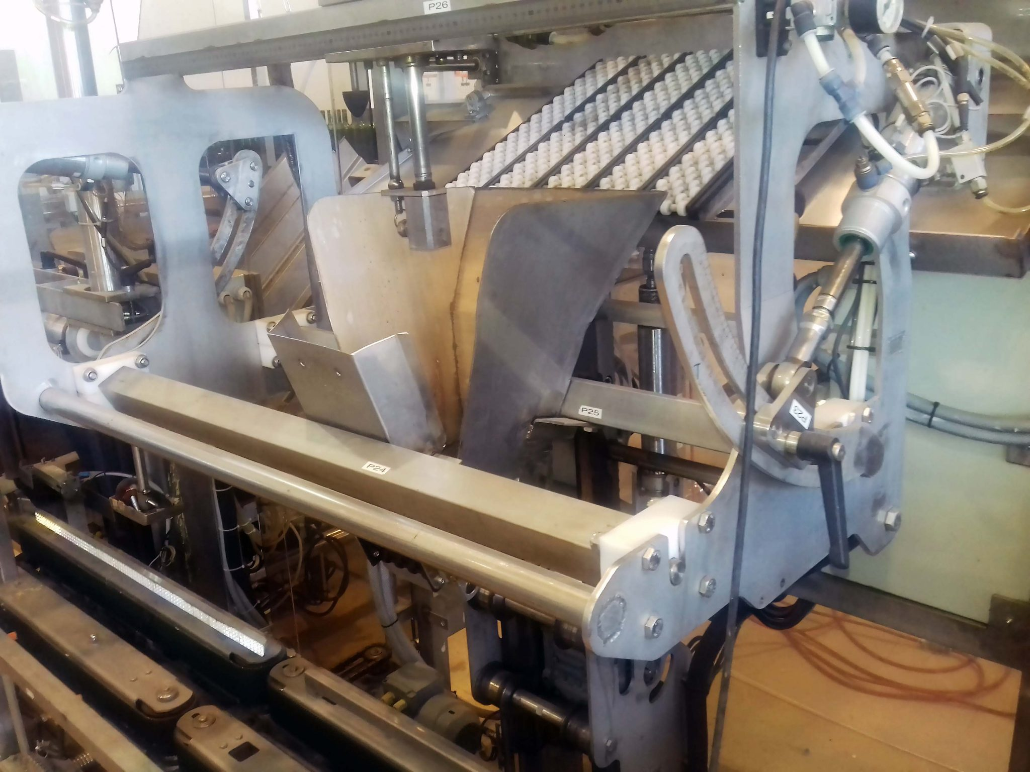Used Filling Machine Technibag Linea Pack - 22