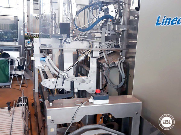 Used Filling Machine Technibag Linea Pack - 1