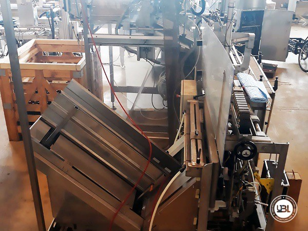 Used Filling Machine Technibag Linea Pack - 10