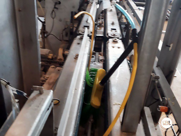Used Filling Machine Technibag Linea Pack - 19