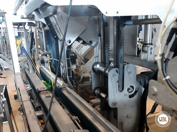 Used Filling Machine Technibag Linea Pack - 5