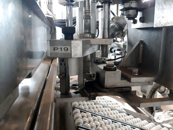 Used Filling Machine Technibag Linea Pack - 6