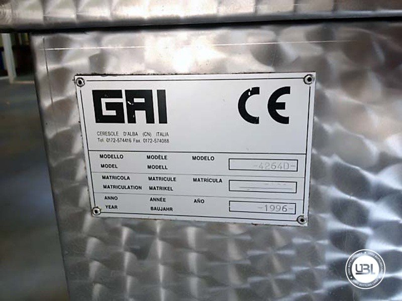 Capsuladoras GAI 4264D - 1