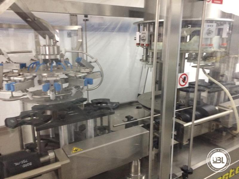 Used Complete Glass, PET Line for Alcohol, Oil 1000 bph - 2