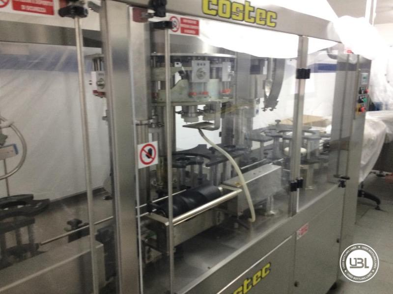 Used Complete Glass, PET Line for Alcohol, Oil 1000 bph - 3