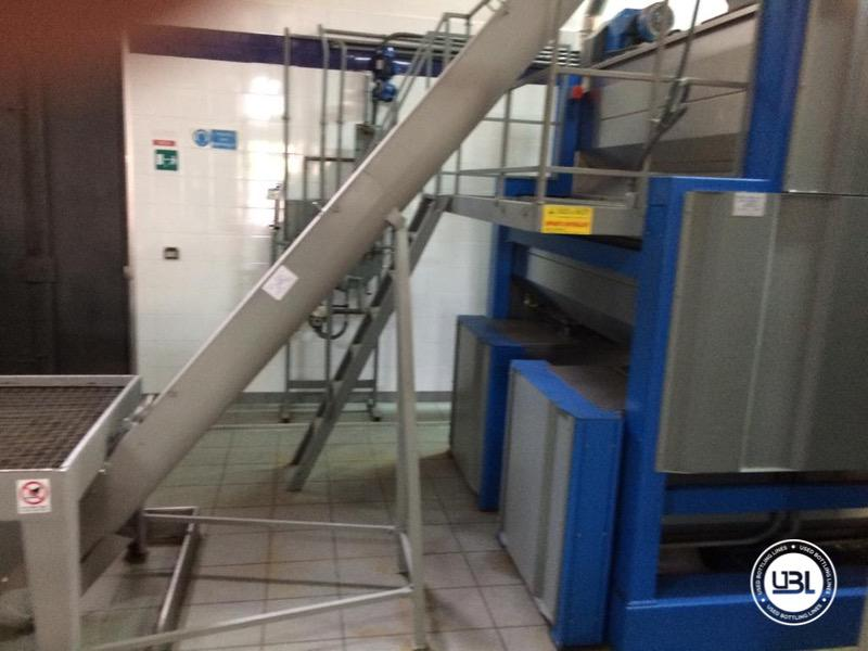 Used Complete Glass, PET Line for Alcohol, Oil 1000 bph - 8