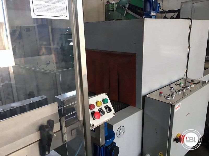 Used Complete Glass Line for Alcohol, Oil 2500 bph - 11