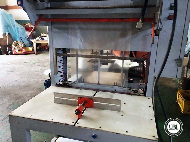 Used Complete Glass Line for Alcohol, Oil 2500 bph - 12