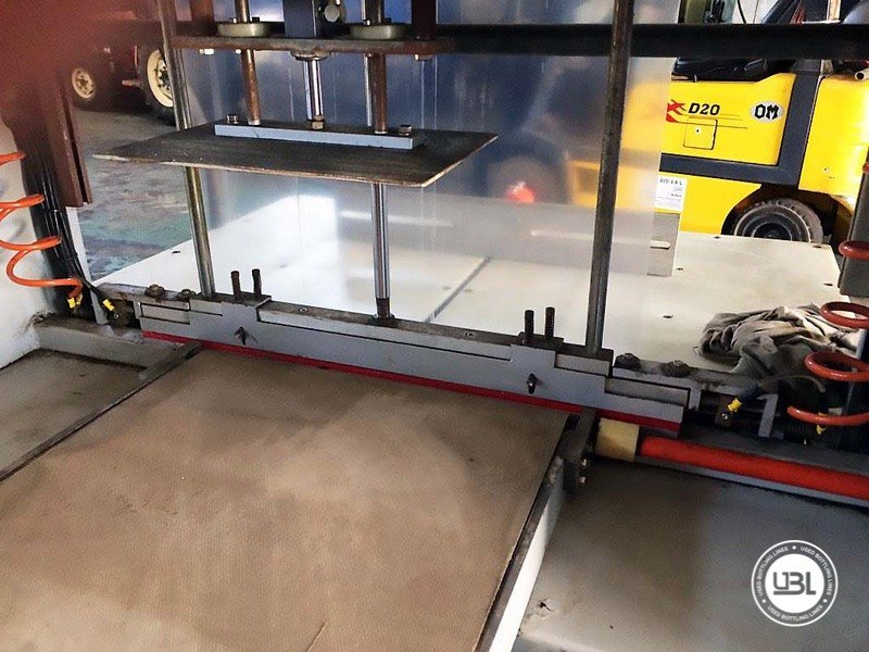 Used Complete Glass Line for Alcohol, Oil 2500 bph - 17